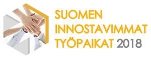 Suomen Innostavimmat Työpaikat