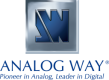 Picturall Oy / Analog Way logo